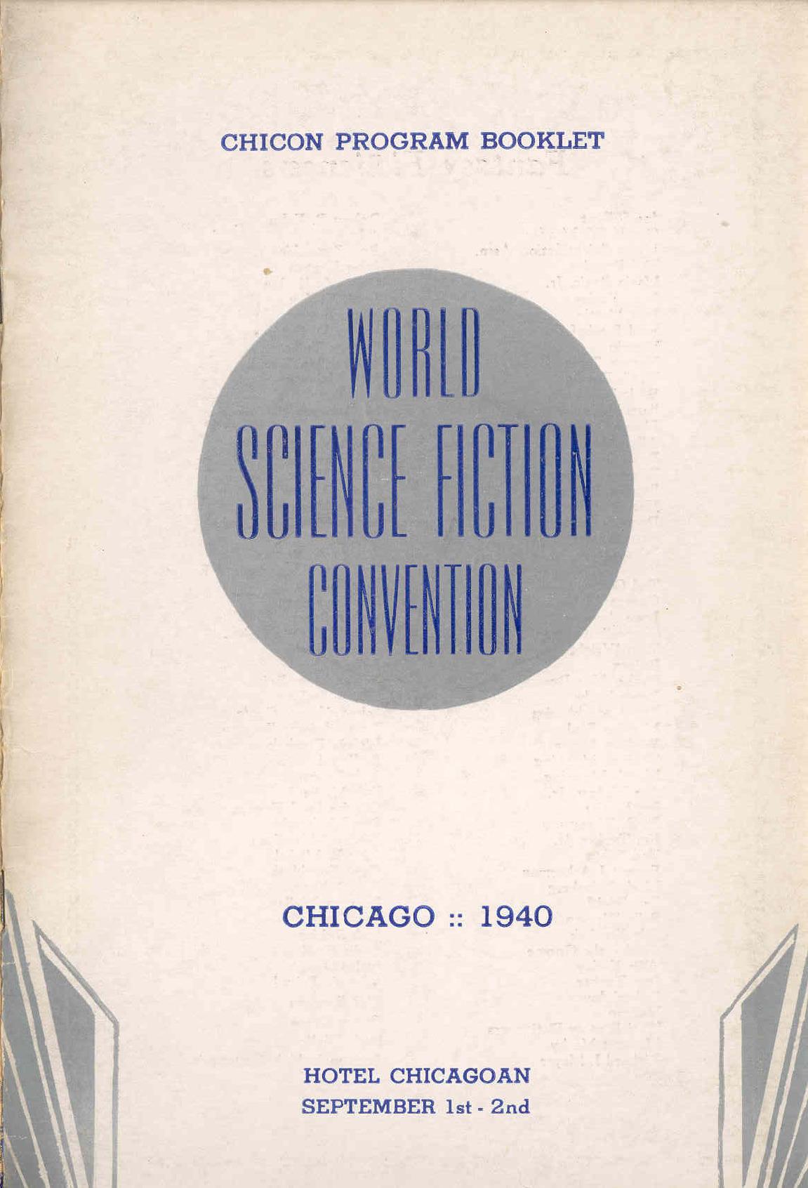 1940 Chicon 1